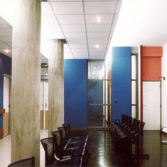 Réinstallation de l'unité de psychiatrie et de consultation gynécologique – Hôpital Bichat
