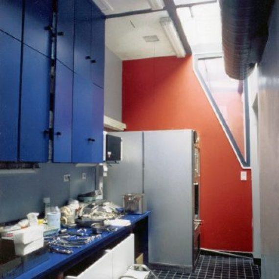 Rénovation et création d'un plateau technique – Clinique Chaumont
