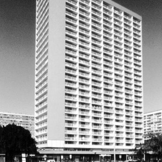 Réhabilitation lourde d'un IGH de 296 logements dans la cité des 4000 à la Courneuve