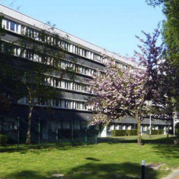Réhabilitation lourde de 247 logements de l'ensemble Barbusse à la Courneuve