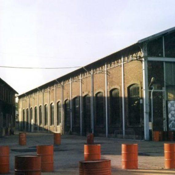 Réhabilitation d'une friche SNCF en Centre des arts de la rue atelier 231
