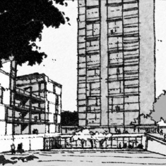 900 logements, étude de faisabilité – Shanghai City (Chine)