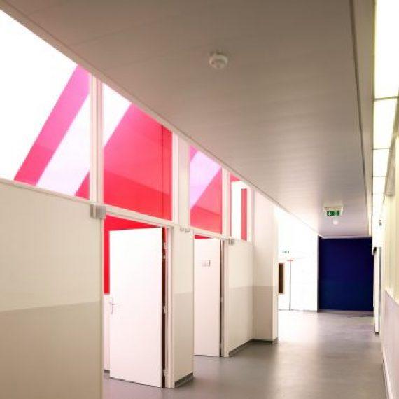 Restructuration d'un service de gyneco-obstetrique – Centre Hospitalier de Fontainebleau
